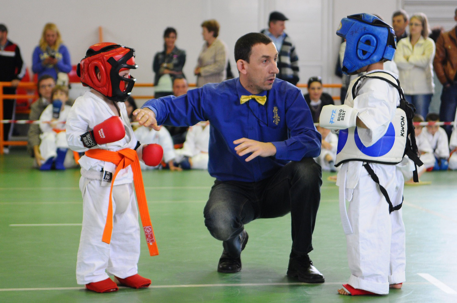 martial arts tournament for kids